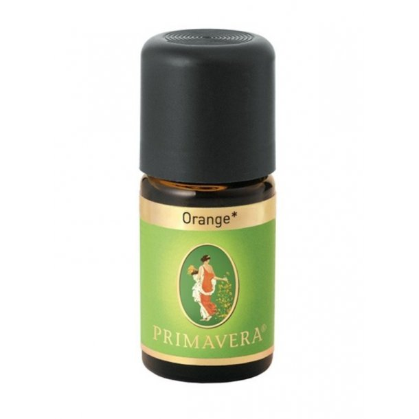 Primavera æterisk olie: Orange 5 ml.