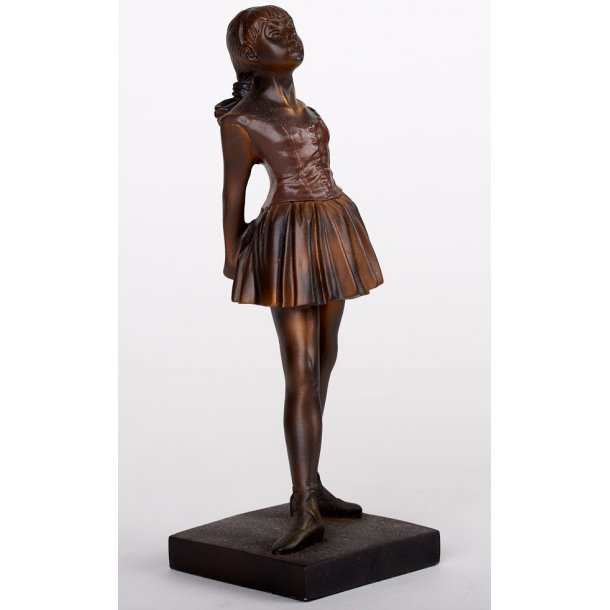 Degas little dancer 20 cm.