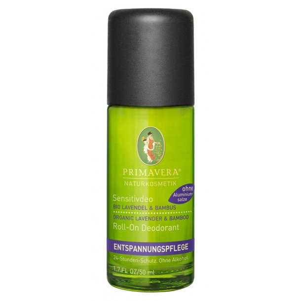 Deo Roll-On 50 ml.: Lavendel/Bambus